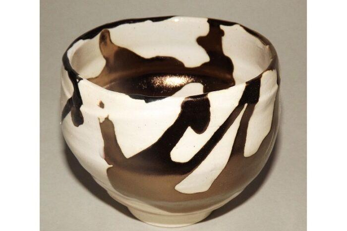 Keramik-Tassen/-schalen 2er-Set 4