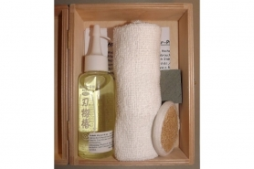 Messer-Pflege-Set im Holzkasten 7