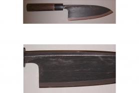 Yanagiba Tanmon Hideo Kitaoka 270mm LINKSSCHLIFF    # Gebraucht # 9