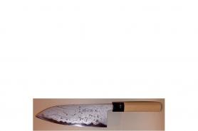 Yoshikane Deba V2 Kurouchi 170 mm Klingenlänge 9