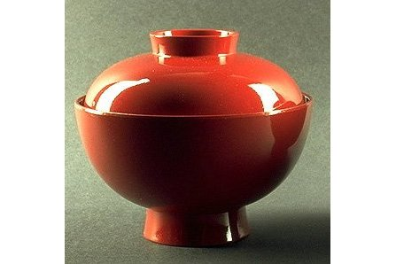 Lack Deckel-Bowl aka 11 cm 8