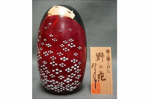Kokeshi Nono Hana 3