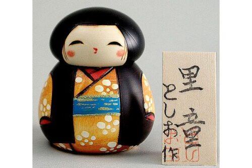 Kokeshi Satowarabe 6