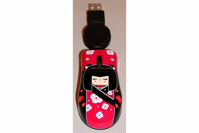 Kokeshi Laptop-Mouse 1