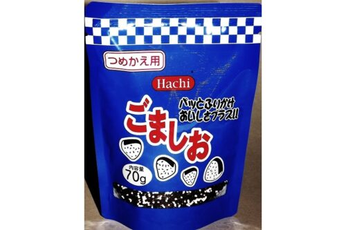 Furikake Gomashio Hachi 70g 11