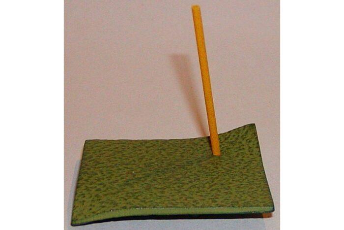 Incense-Halter Shihoh olivgrün 1