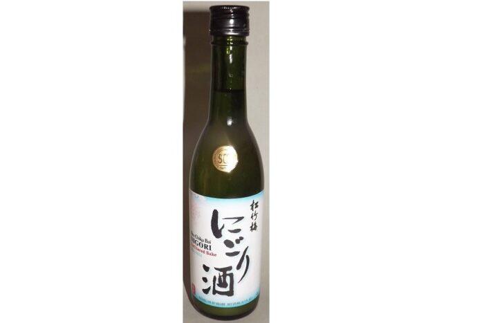 Nigori Sake Takara 375 ml 15% Alkohol 1