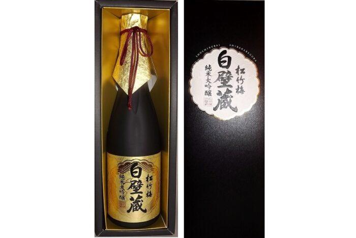 Takara Shouchikubai Shirakabekura Junmai Daiginjo 640ml 1