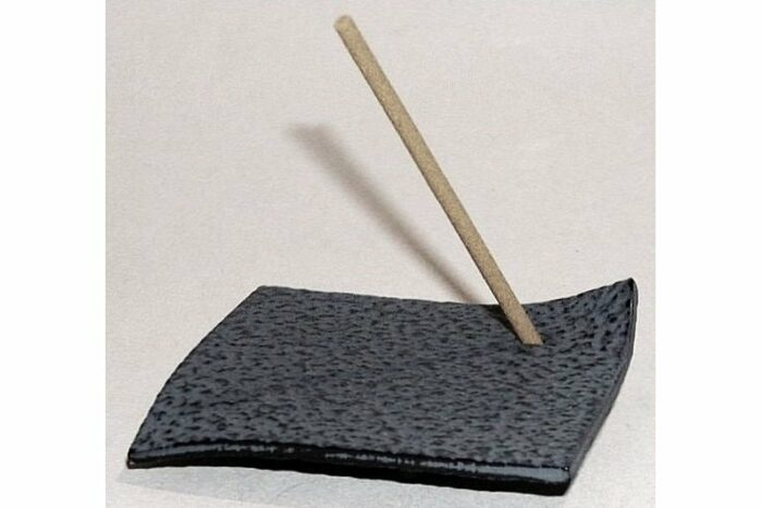 Incense-Halter Shihoh graublau 1