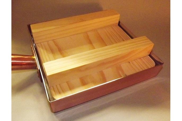 Tamago-Nabe Deckel für 21cm (Asien) 2