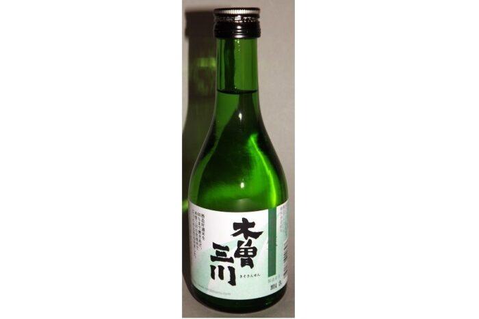 Nama Sake Kisosansen Honjozo 300ml Naito 1