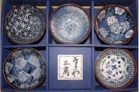 Keramikschale Kurosu 12