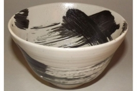 Keramikschale Kurosu 19