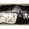 Keramik Platte/Teller Awase kuro 5