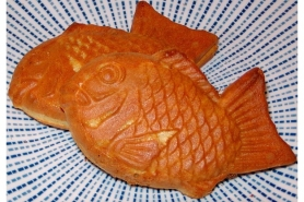 Taiyaki Azuki 5 x 90g = 450g 8