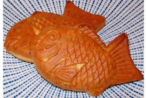 Taiyaki Azuki 5 x 90g = 450g Daruma 6