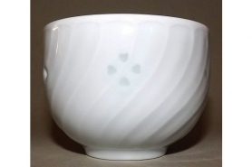 Teetasse Nejiri shiro 10