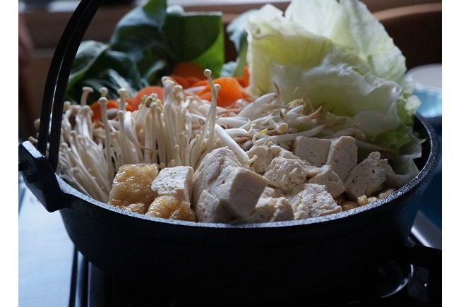 Sukiyaki-/Shabu-Shabu Orig. Japan 26 cm 2