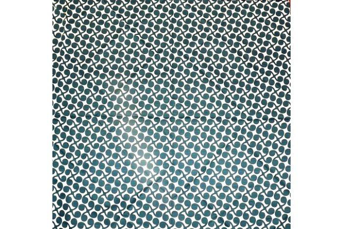 Furoshiki Kurosu Pointo deeppurple-blue 48cm 4