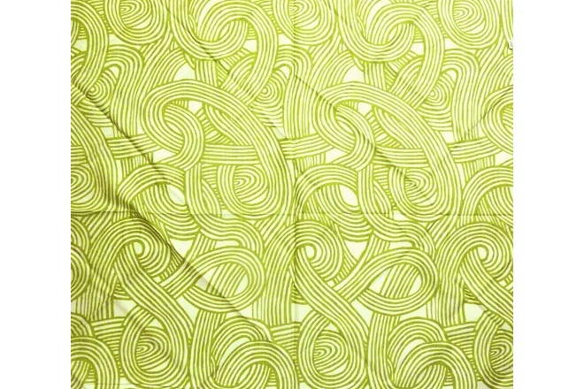 Furoshiki Shima lightgreen/deeppurple 48cm 4