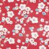 Furoshiki Umehana red 70cm 2