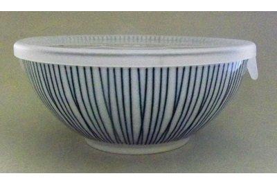 Kleine Keramik-Schüssel Sensuji mit Mikrowellen-Deckel 2