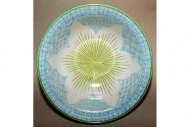 Keramikschale Ume aka 15.5cm 12