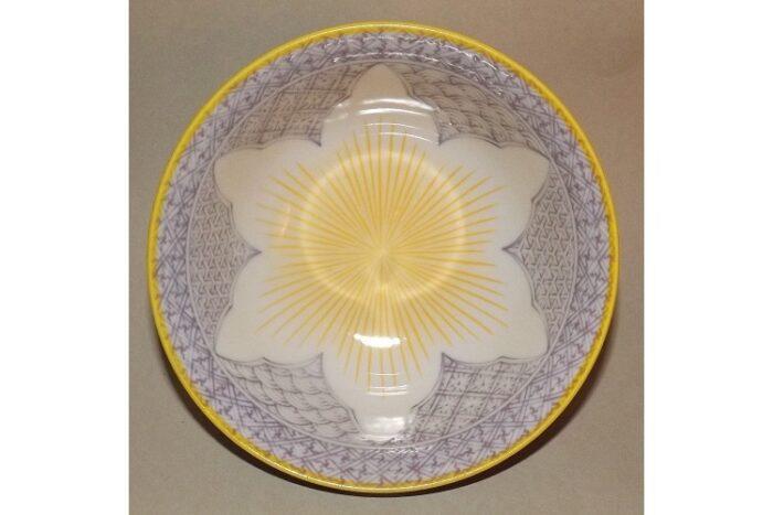 Keramikschale Hana purple 1