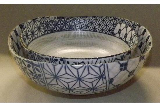 Schalen-/Schüssel-Set Orin 2 tlg. Keramik 1