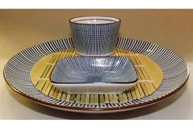 Schalen-/Schüssel-Set Orin 2 tlg. Keramik 13