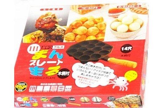 Takoyaki-Pan Gusseisen für alle Herdarten 2
