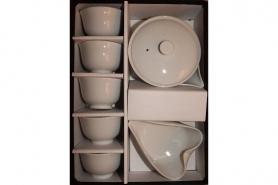 Set Chasho für Gyokuro/Kabuse und andere Edel-Tees 7 tlg. 8