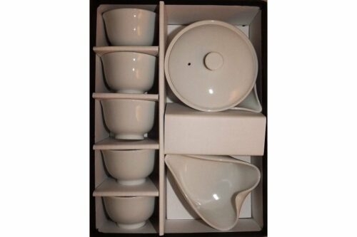Set Chasho für Gyokuro/Kabuse und andere Edel-Tees 7 tlg. 4