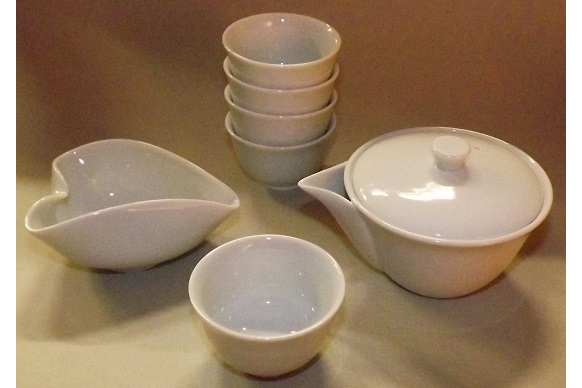 Set Chasho für Gyokuro/Kabuse und andere Edel-Tees 7 tlg. 1