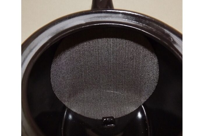 Kyusu-Teekanne Kuro 390ml 1