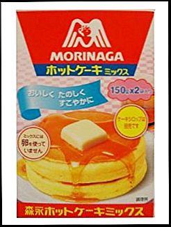 Hotcake-Mix Morinaga 300g 6