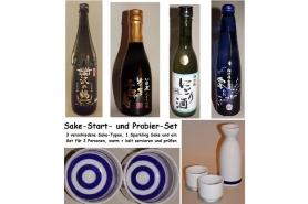 Sake-Start-Set gehobene Qualität 8 tlg. im Präsentkarton 7