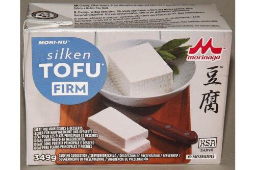 Seiden-Tofu fest Morinaga 349g (U.S.A.) 7