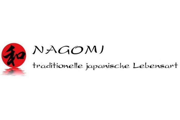 NAGOMI – Japanische Lebensart Logo