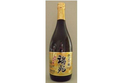 Zuicho Junmai Daiginjo 720ml Sawanotsuru 5