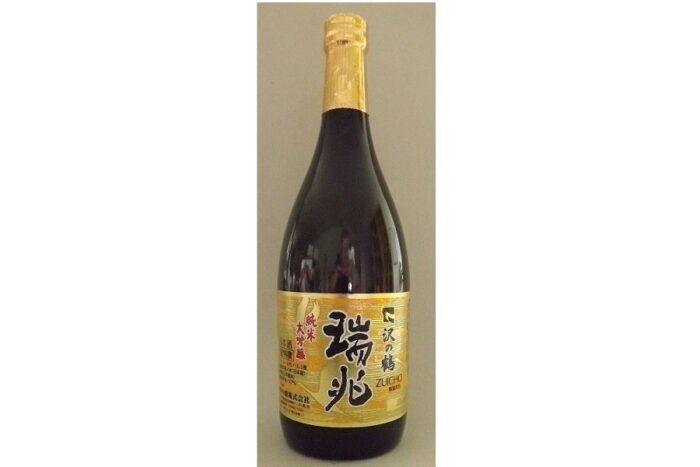 Zuicho Junmai Daiginjo 720ml Sawanotsuru 1