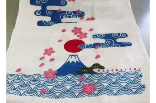 Tenugui High Quality Fujisan/Tsuki/Sakura 6