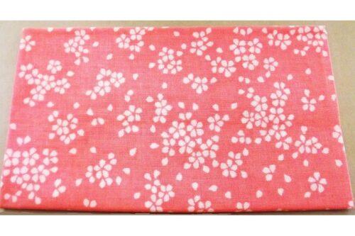 Tenugui einfach Sakura pinku 7