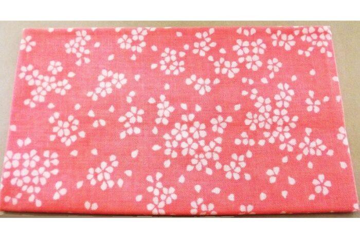 Tenugui einfach Sakura pinku 1