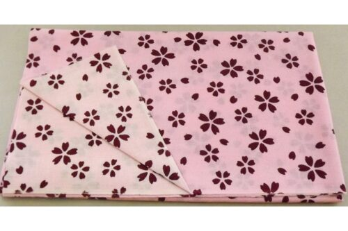Tenugui einfach Sakura pinku/pinku 5