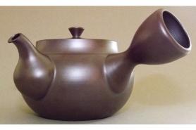 Teekanne Kyusu Bigetsu shining 250 ml Meisterstück mit Holzbox 6