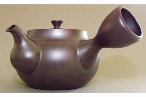 Teekanne Kyusu Bigetsu shining 250 ml Meisterstück mit Holzbox 9