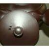 Teekanne Kyusu Bigetsu shining 250 ml Meisterstück mit Holzbox 4