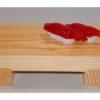 Sushi Geta Holz 27 cm (Asien) 2