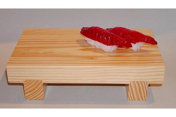 Sushi Geta Holz 27 cm (Asien) 1